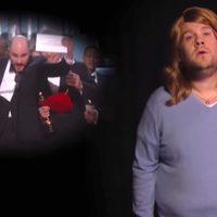 James Corden realiza la parodia definitiva del final de los Oscars