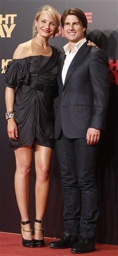Premiere Mundial en Sevilla de Knight&Day, con Tom Cruise y Cameron Diaz. Trendencias ha estado allí