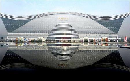 El edificio más grande del mundo tiene un tamaño similar a un país