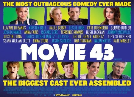 'Movie 43', un desperdicio de talento
