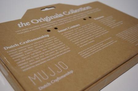 iPad mini sleeve funda caja trasero