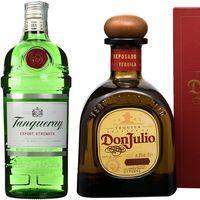 Oferta flash en Amazon hasta medianoche en ginebra y tequila para que te calientes estas navidades
