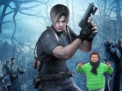 12 años después de su salida en Gamecube descubren otro Easter Egg en Resident Evil 4