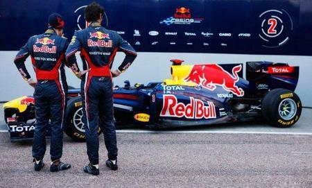 Red Bull seguirá manteniendo su política de rivalidad entre pilotos
