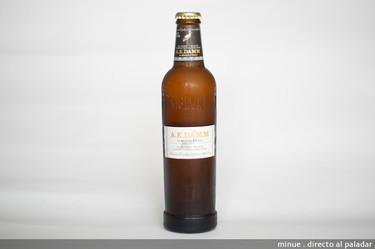 A.K. Damm. Cata de cerveza