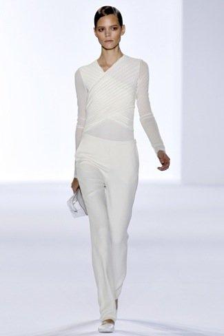 Chloe minimalismo Tendencias primavera 2011