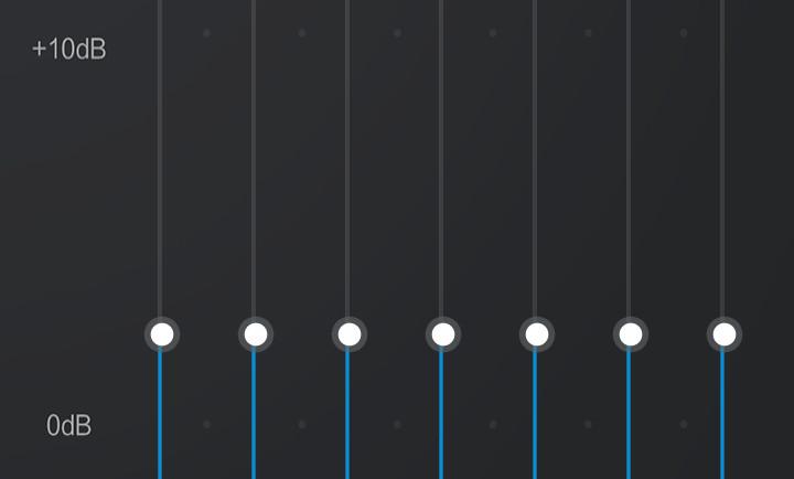 Xiaomi introduz um equalizador de som em MIUI 11 e permitirá ajustar o volume dos fones de ouvido de acordo com a idade