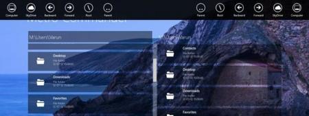 Metro Commander: administra tus archivos de forma fácil y rápida