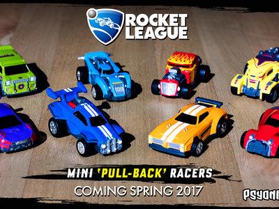 Rocket League lanzará su propia línea de coches de juguete, ¡y vienen con DLCs!