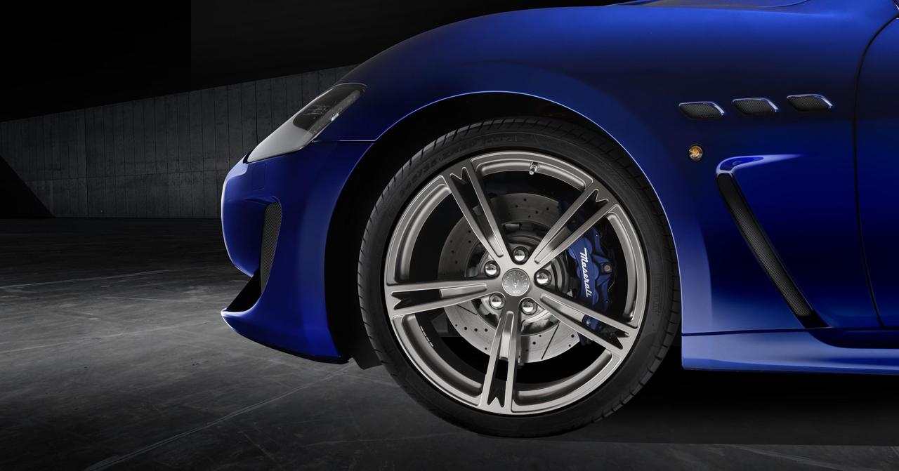 Foto de Maserati GranTurismo MC Stradale Centennial Edition y GranCabrio MC Centennial Edition (28/33)