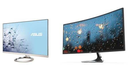 ASUS es el dueño del 40% del mercado de monitores durante 2015