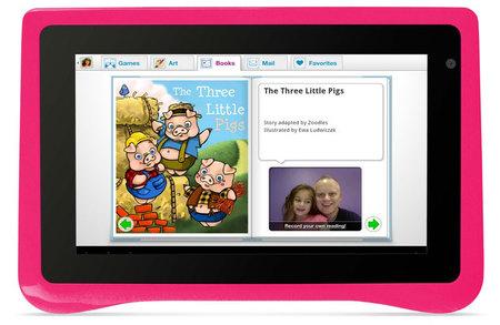 FunTab Pro, otro tablet más destinado al público infantil