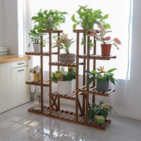 Los españoles queremos plantas en casa. Estas son las tendencias de jardinería que más se están buscando en Pinterest durante el confinamiento