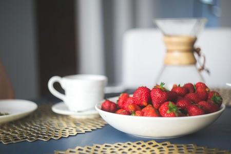 Food Fruits Healthy Strawberries 1098324