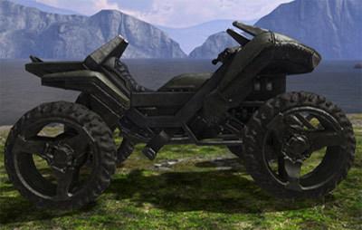 El Moongoose de Halo 3, en imágenes