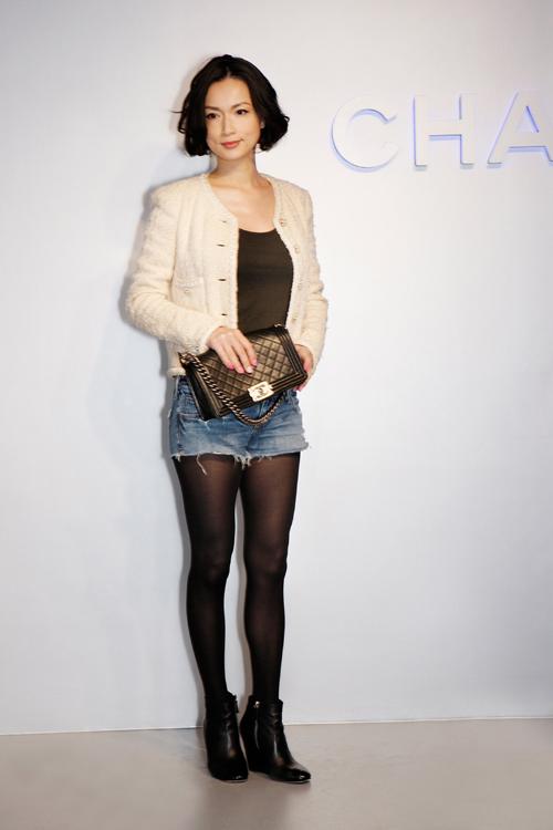 Foto de El desfile de Chanel: los invitados (22/32)