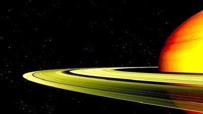 Saturno podría haber dado a luz una nueva luna helada
