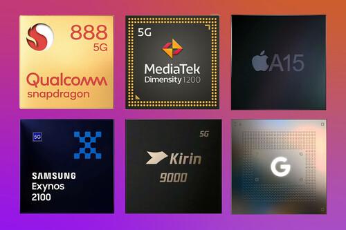 Todos quieren su propio chip ARM: Google, Apple, Huawei y Samsung ya se fabrican sus SoC, pero hay muchas más en el ajo