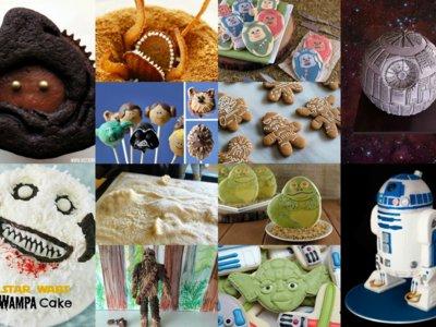 17 tartas y postres de Star Wars para disfrutar del estreno
