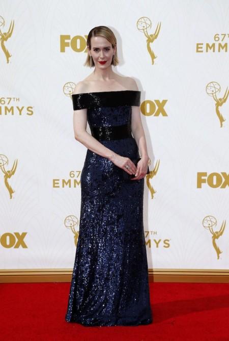 Sarah Paulson Emmys 2015