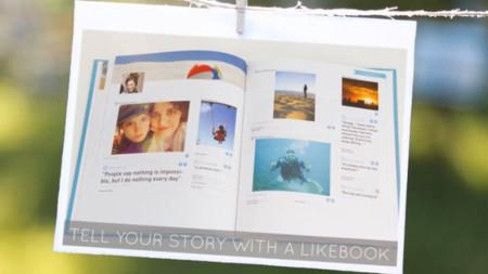 Likebook, convierte tu timeline de Facebook en un libro