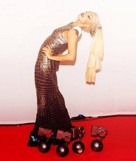 Sangre y semen by Lady Gaga, el regalo perfecto del 2012