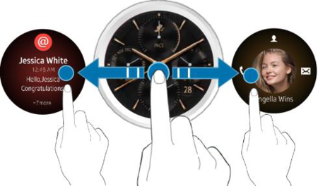 Salen a la luz algunos detalles del nuevo reloj circular de Samsung
