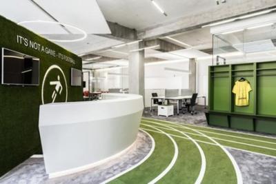 ¿Nos echamos un partidillo en las oficinas de One Football?