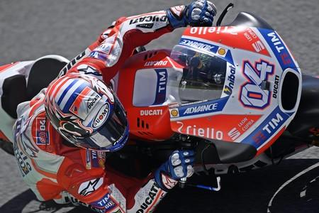 Andrea Dovizioso Motogp Italia 2017 2