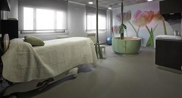 ¿Te gustaría dar a luz aquí? Así es la nueva casa de partos del Hospital de Manises