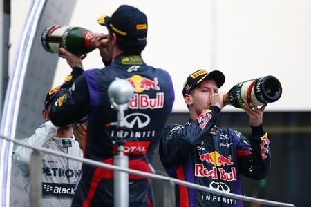 Sebastian Vettel pide disculpas a los trabajadores de Red Bull