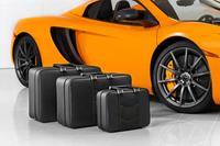 Maletas y accesorios a medida del McLaren MP4-12C