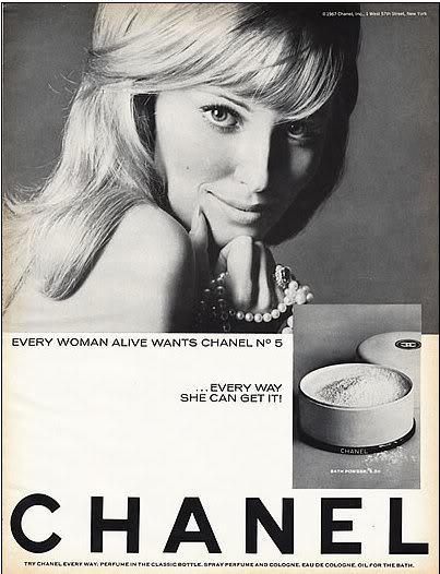 Foto de Chanel No. 5 - publicidad del 30 al 60 (44/61)