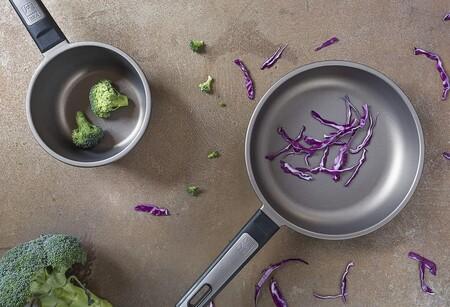 Ofertas en sartenes, planchas o cuchillos para nuestra cocina de marcas como Taurus, Bra o 3 Claveles