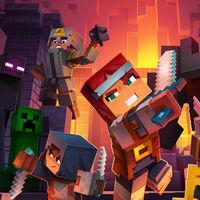Minecraft Dungeons empezó a concebirse como un juego para 3DS antes de evolucionar en lo que es ahora