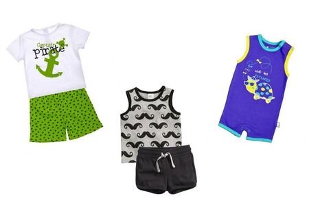 ropa playera para bebé niño