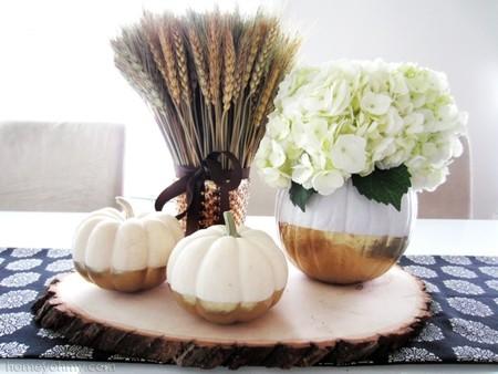 ¿Sabes para qué se utilizan las calabazas decorativas una vez pasado Halloween? Trece ambientes reciclados