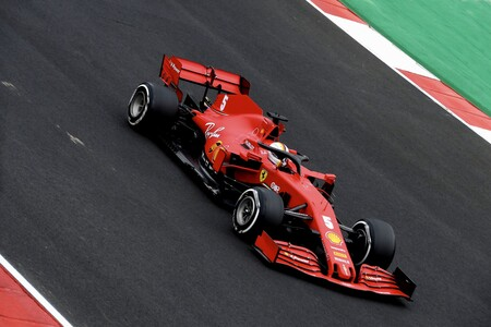 Vettel Portugal F1 2020