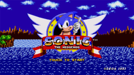 El primer Sonic the Hedgehog llegará a Android en Abril