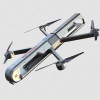 Este drone suicida plantea un inquietante futuro para misiones militares: tú apuntas, él explota donde digas
