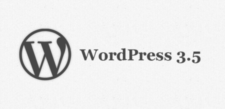WordPress 3.5 disponible con Twenty Twelve y mejoras en el panel de administración