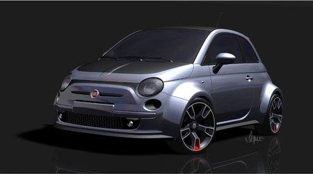Mopar presentará su versión del Fiat 500 en el SEMA Show