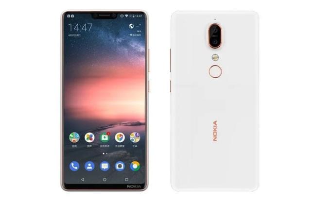 El Nokia X6 se convertiría en el primer Nokia con 'notch', se filtra su primer render