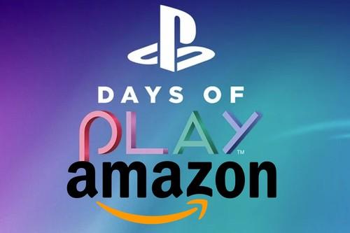 Los Days of Play de Sony en Amazon te dejan varios packs de la PS4, el Dual Shock o la suscripción a PS Plus a precios muy interesantes