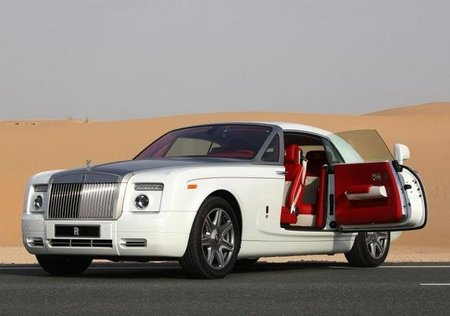 Rolls-Royce Phantom Coupé Shaheen