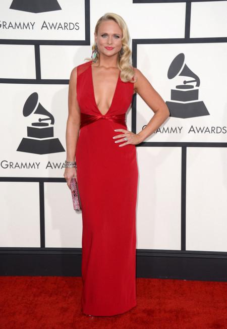 Miranda Lambert Grammy 2014