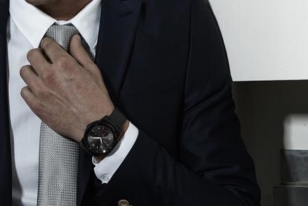 LG G Watch R con estilo
