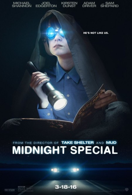 Cartel de Midnight Special
