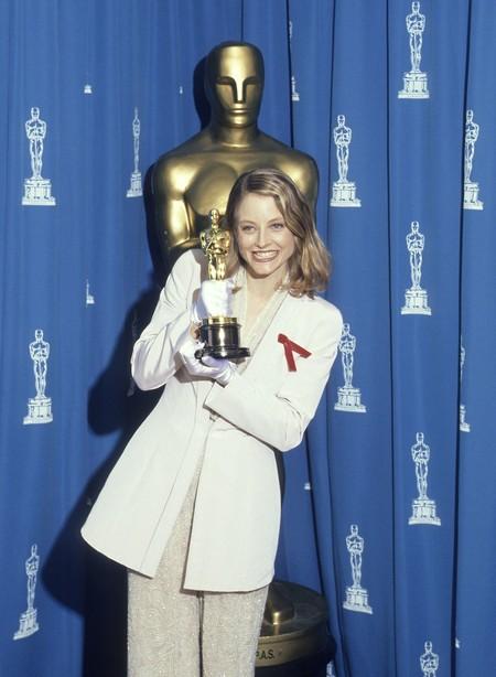 Jodie Foster Oscar 1991