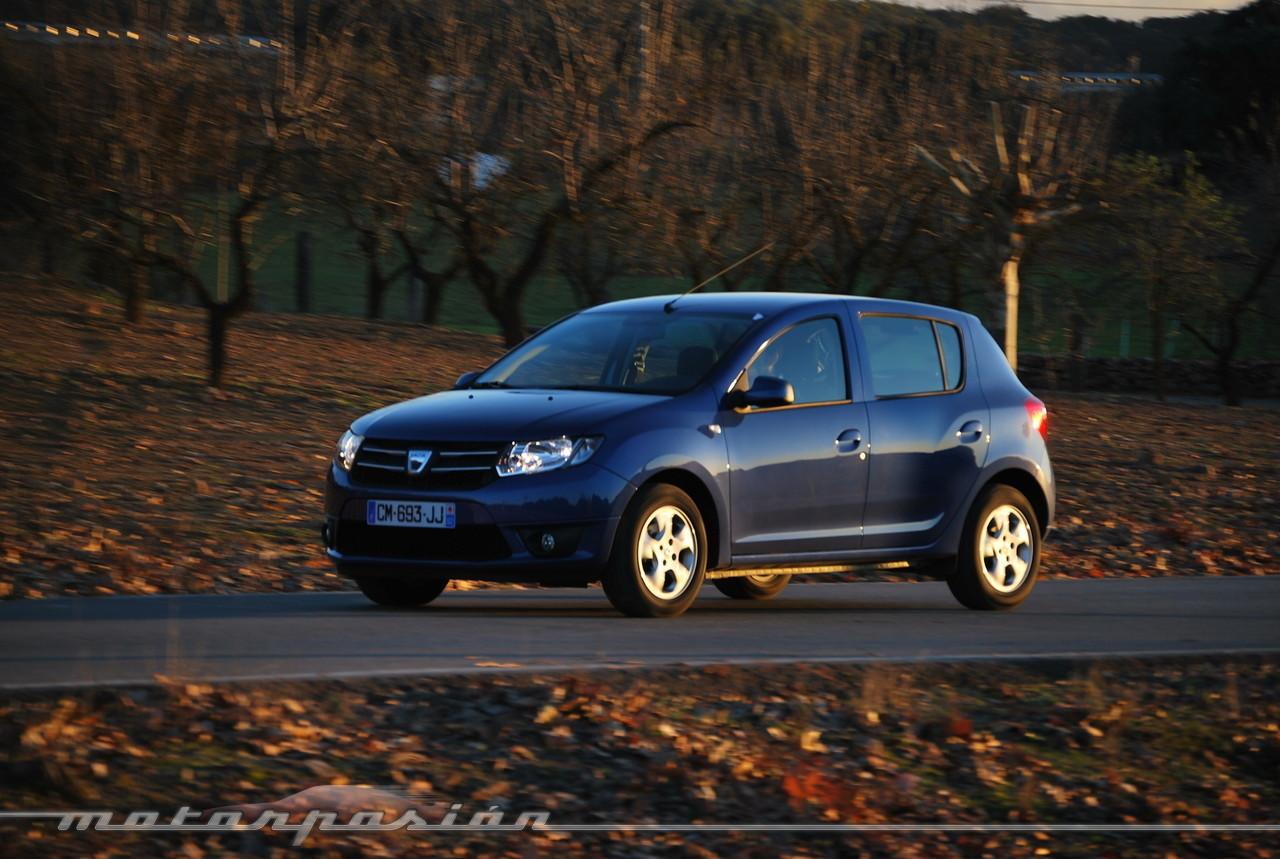 Foto de Dacia Sandero 2013 (presentación) (23/26)